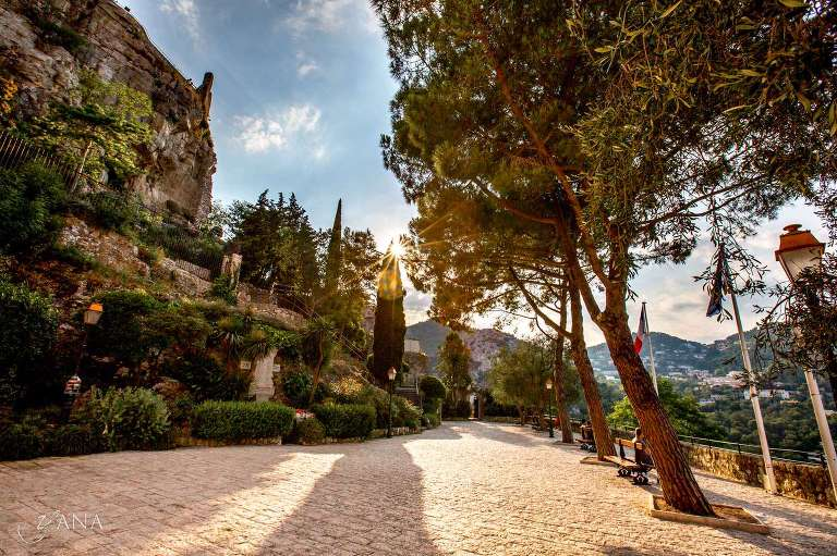Eze Church, South of France wedding, Cote d'Azur, French Riviera